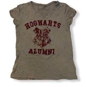 Original Harry Potter hogwarts alumni T-Shirt SOFT